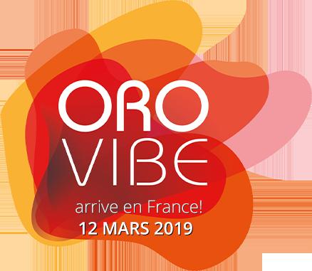 OroVibe arrave en France!